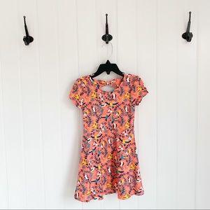 🌸 Epic Threads Girls Bird Floral Dress